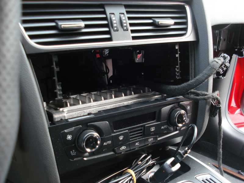 AMI sur Audi A5